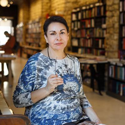 Biografía de Maruja Moyano